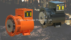 6kw to 250kw Ybw Permanent Magnet (PM) Brushless Generator