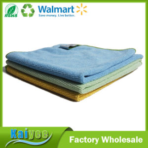 Wholesale Custom High-Quality Microfiber Miracle Cleaning Cloth pictures & photos