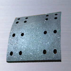 Free Sample Orient Heavy Truck Brake Shoe Brake Lining for Higerar pictures & photos