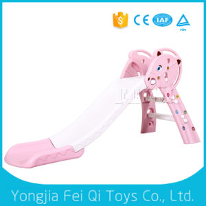 Indoor Playground Kid Toy Plastic Slide Plastic Toy for Kids