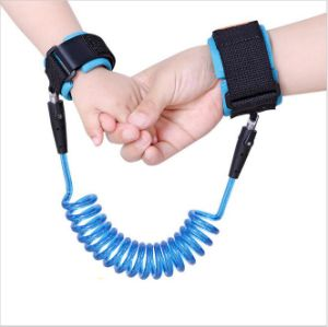 Baby Child Anti Lost Safety Wrist Link Harmess Strap Rope Walking Hand Belt for Toddlers Kids pictures & photos