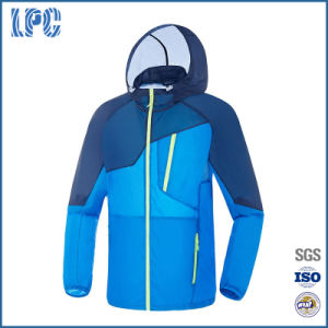 Premium Quality Breathable Waterproof Windbreaker Function Jacket pictures & photos