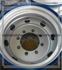(9.00X22.5) Steel Heavy Duty Wheels for Trucks Tires pictures & photos
