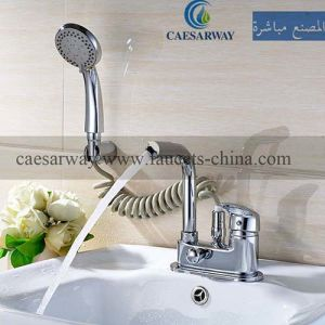 Multi Functional Kitchen Faucet with Pull out Sprayer pictures & photos
