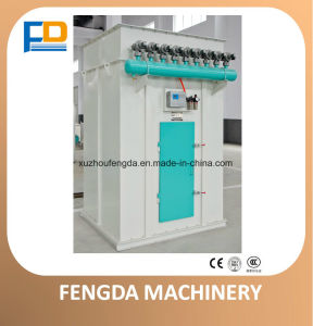 Square Pulse Dust Collector (TBLMFa6) for Feed Cleaning Machine