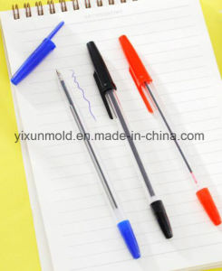 Chinese Supplier Customized Plastic Ballpoints Pen Cover for Office pictures & photos