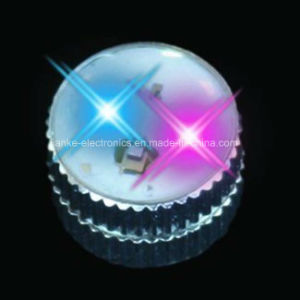 Advertising Logo LED Flashing Pin Button (3161)