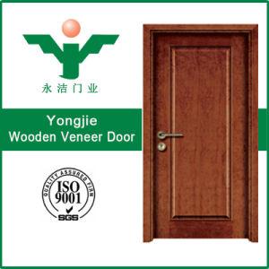 Hotsell Nature Solid Teak Wood Door Factory Price Ecd 039