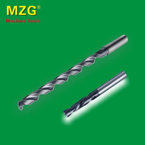 CNC Lathe Machine Center Carbide Tungsten Steel Drill pictures & photos