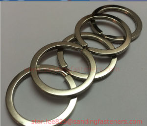Stainless Steel Key O Ring