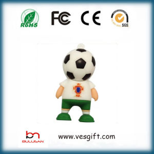 Custom PVC USB Key Memory Stick USB Flash Drive pictures & photos