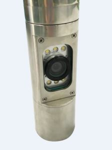 Waterproof up to 50 Bars 300m to 500m Borehole Dual Camera for Deep Well Inspection pictures & photos