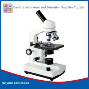 1250X High Quality Student Biological Monocular Microscope for Laboratory Instrument pictures & photos