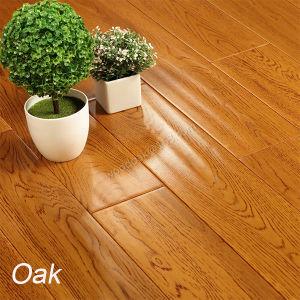 China Hardwood Flooring For White Oak Handscraped Wood Flooring