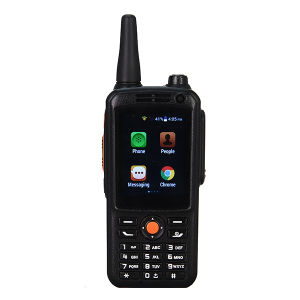 Dual SIM Card Two-Way Radio Lt-101WiFi Smart Phone Walkie Talkie pictures & photos