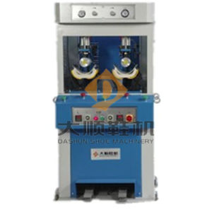 Ds-860A Two-Station Toe Cover Fusing Machine for Shoe pictures & photos