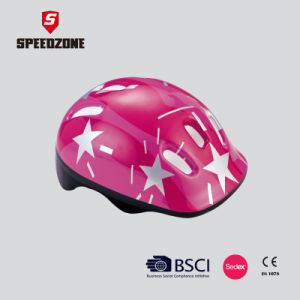 Junior Bike Helmet with New Design pictures & photos