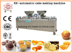 Kh 600 High Quality Cake Machine for Cake Factory pictures & photos