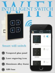 Zigbee Smart Home Automation System Phone Remote Control Touch Switch pictures & photos
