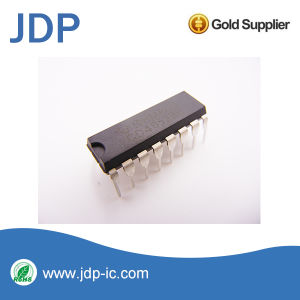 Hot Selling IC Circuit Switch 240 Ohm 16-Pdip CD4053be pictures & photos