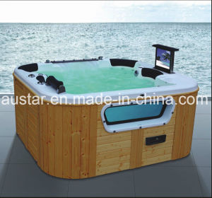 1900mm Square Free Standing Outdoor SPA for 6 Persons (AT-9316) pictures & photos