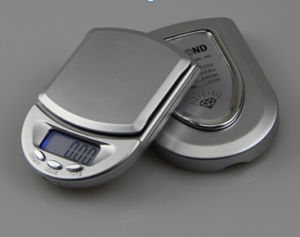 Hostweigh High Precision 100gx0.01g Jewelry Digital Scale pictures & photos