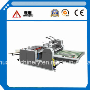 Plastic Thermal Film Paper Laminated Laminating Machine/ Laminator pictures & photos