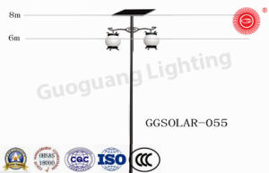 Ggsolar-055 Chinese Style Solar Energy Street Light pictures & photos