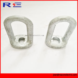 Hot DIP Galvanized Bolt Eye Long for Pole Line Hardware pictures & photos