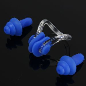 Colored Swimming Waterproof Hot Sale High Efficient Music Silicone Earplugs