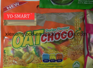 Oat Choco of Durian Flavor Full Grain Goodness Low Fat pictures & photos