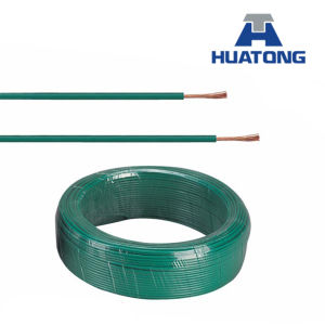 China Flexible Flat Copper Cable with Earth Wire Cable - China Flat ...