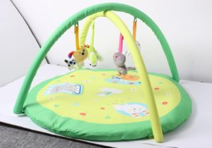 Factory Supply of Stuffed Plush Baby Playmat 1859 pictures & photos