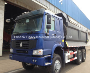 Low Price HOWO Dump Truck Tipper 6X4 10 Wheels pictures & photos