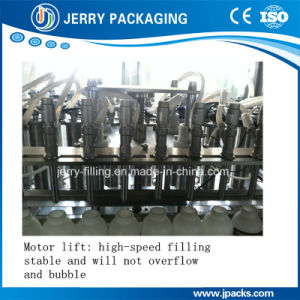 Automatic Food Honey Liquid Bottling Bottle Filling Machine with Piston pictures & photos