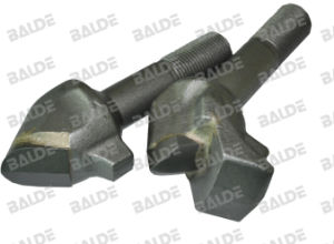Carbide Chisel Tooth, Carbide Tipped Tooth, Green Waste Application