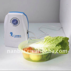 High Quality Vegetable Sterilizer with Ozone Generator pictures & photos