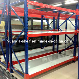 High Quality Steel Structure Warehouse Racks (YD-S026) pictures & photos