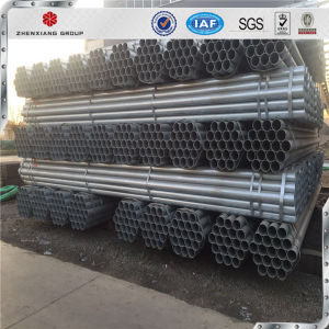 China Supplier High Quality Q235 Low Carbon Steel Pipe Sizes pictures & photos