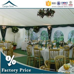 Wind Resistant PVC Material Cheap Decorated Wedding Party Tent for 600 People pictures & photos