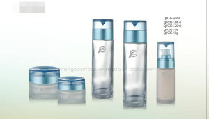 Packaging Product Glass Cosmetic Packaging for Cosmetic Daily Packaging Manufacturer Qf-081