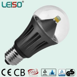 A60 LED Bulb with Scob Light Source and 330 Degree Beam Angle pictures & photos