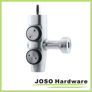 Hardware Wheels Sliding Glass Fitting Door Parts for Office (EB003) pictures & photos
