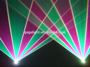 RGB24000 Full Color Animation Laser Light pictures & photos