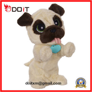 OEM Cute Pug Pet Dog Plush Pet Toys for Sale pictures & photos