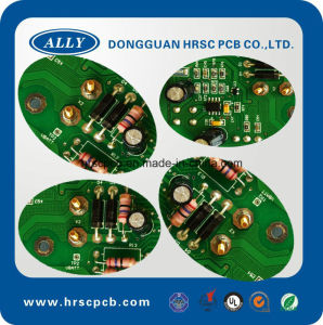 PCB Flash Drive PCB Gold Finger Over 15 Years PCB Board Manufacture pictures & photos