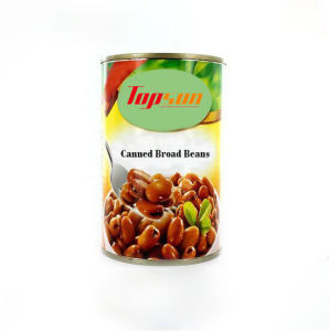 Delicious Beans Canned Broad Beans, Foul Medammes Broad Beans in Brine pictures & photos