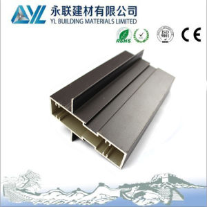 Yl Factory Price Aluminum Profiles for Furniture pictures & photos