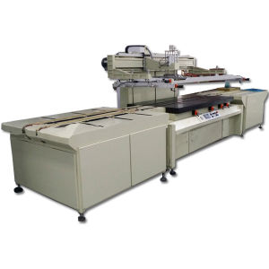 with IR Dryer and Max Printing Area 20X 28inch Automatic Glass Silk Screen Printer/Screen Printing Machine