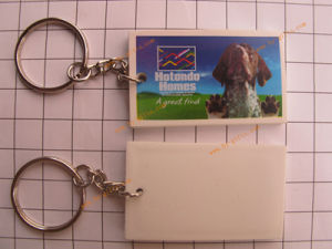 Soft PVC Keychain, Heat Transfer Printing Keyring, Embosser 2D/3D Rubber Keychain